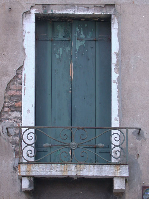 Venetian Window Loading, please wait (it's worth it!) ...
